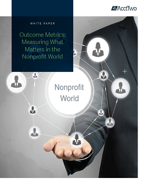 Outcome Metrics - Measuring What Matters in the Nonprofit World AcctTwo thumb