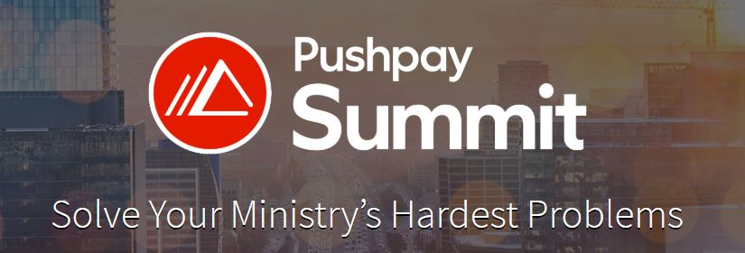 Pushpay Summit Image